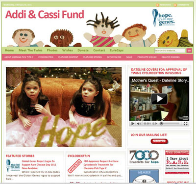 addi & cassi website